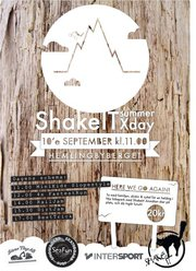 ShakeIt Xday Jam 10 september!!