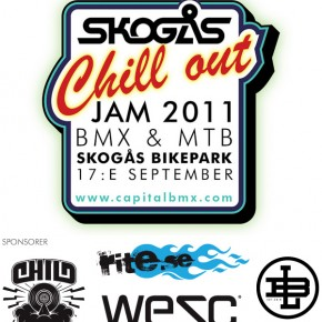 Chill Out, Skogås BMX & MTB jam 2011. 17:e sept.