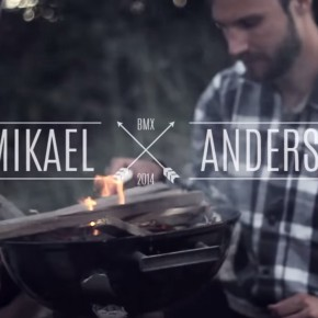 Mike X Anders split edit - BMX 2014: Vikingawallride